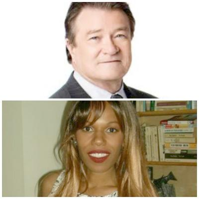 steve kroft & lisan goines