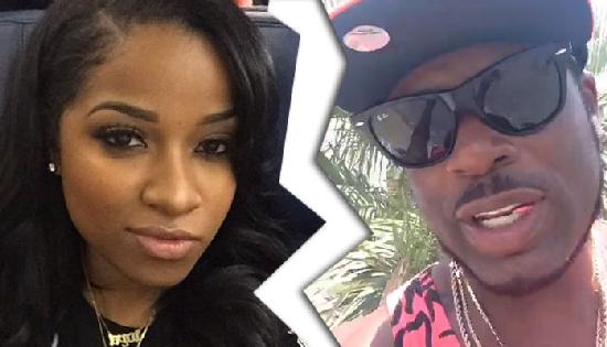 toya wright & memphitz split