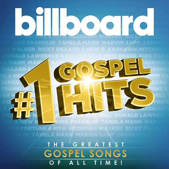 billboard #1 gospel hits, eone music