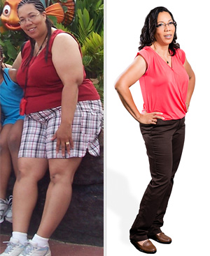 Meet Lisa She Lost 35 Pounds In 2 Months With The 10 Day