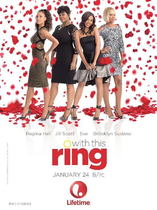 with this ring (poster)
