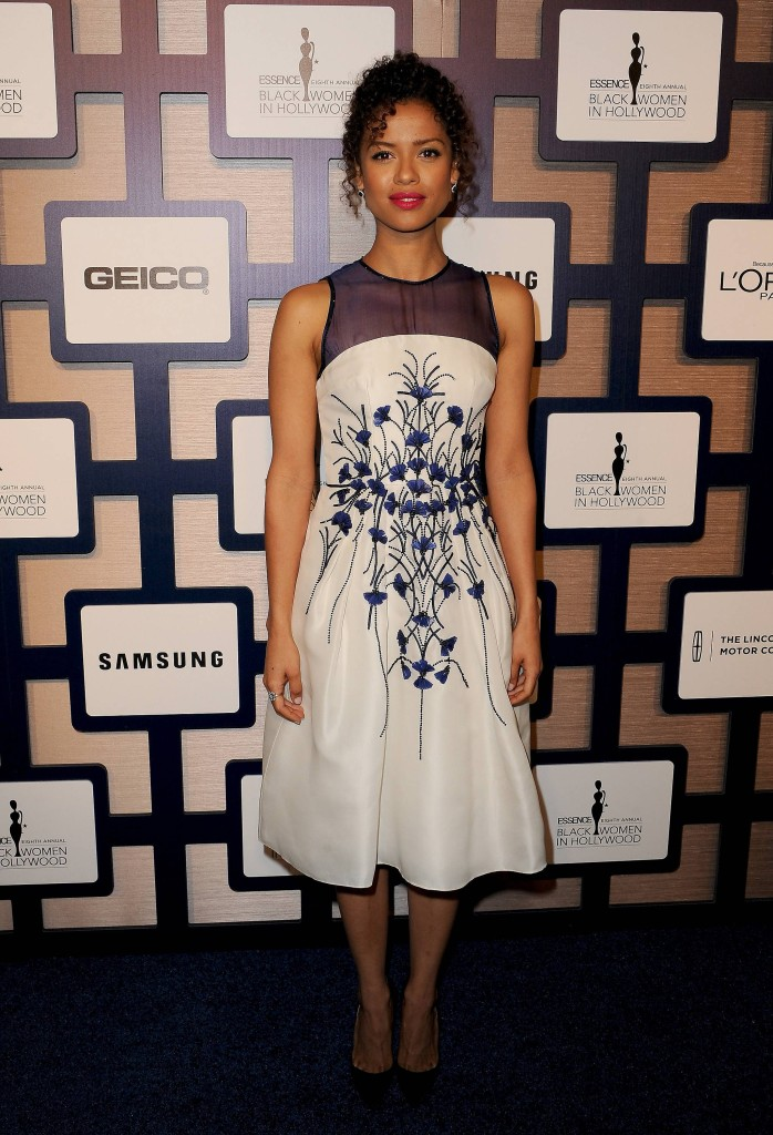 "Star of ""Belle"" Gugu Mbatha-Raw attends ESSENCE Black Women In Hollywood Lincoln presented by Lincoln"