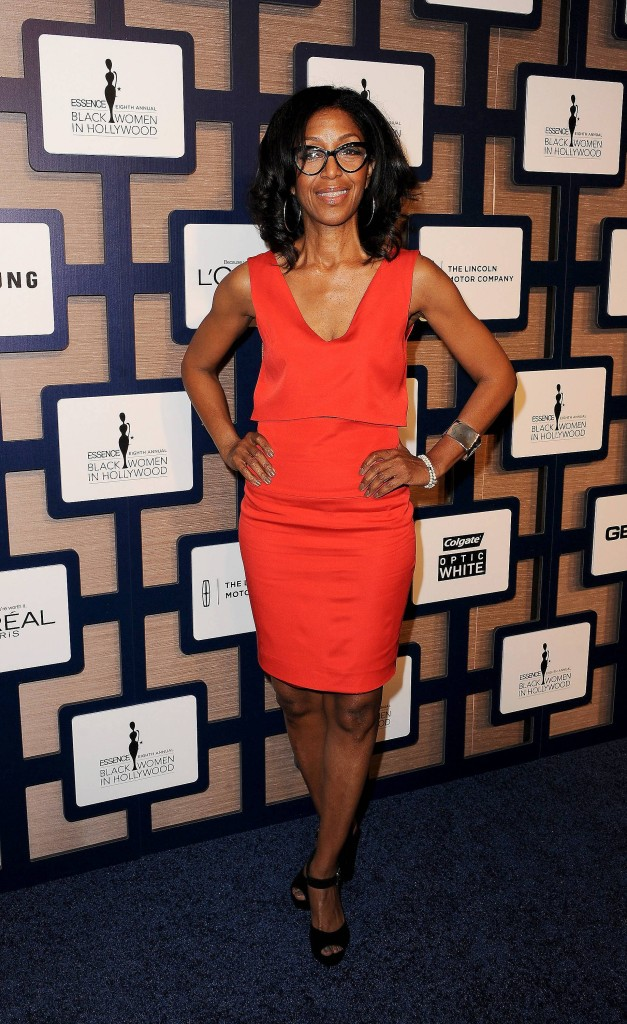 Producer Robi Reed attends ESSENCE Black Women In Hollywood Luncheon presented by Lincoln