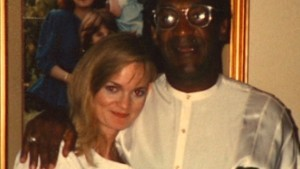 Heidi Thomas says this picture was taken when she visited Cosby in St. Louis