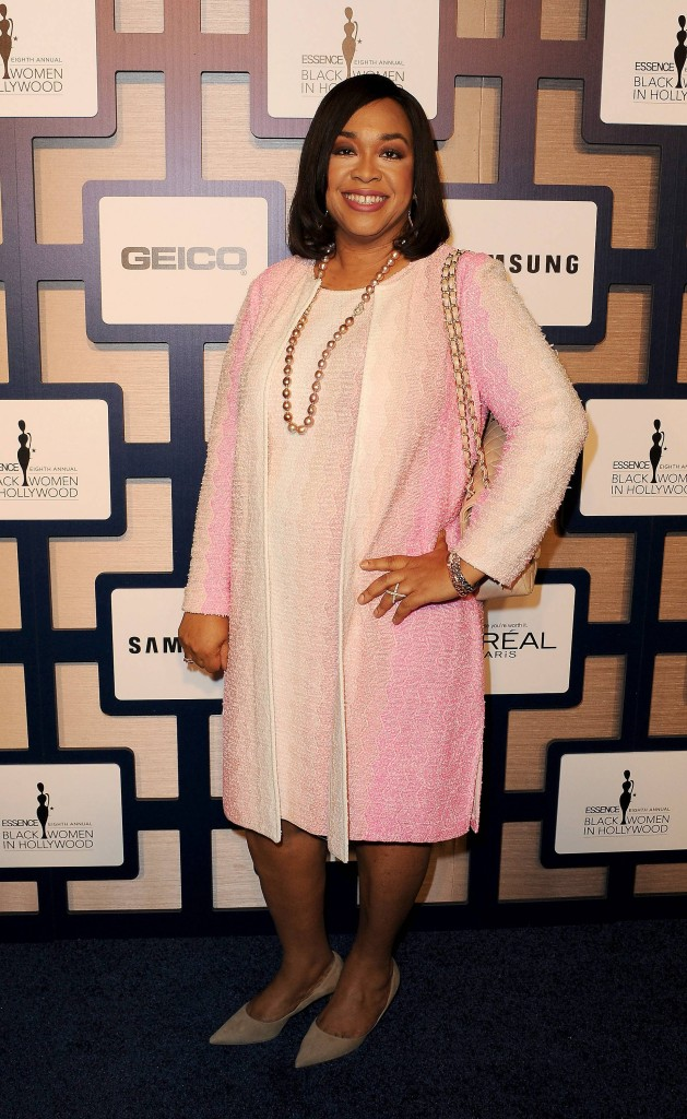 TV Producer/Writer Shonda Rhimes attends ESSENCE Black Women In Hollywood luncheon presented by Lincoln