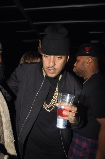 french montana, nba all star slam dunk contest