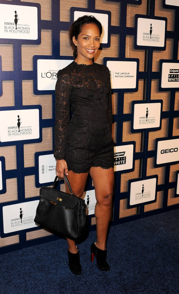 TV Producer/Writer Mara Brock Akil attends ESSENCE Black Women In Hollywood luncheon presented by Lincoln