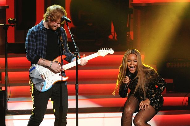Ed-Sheeran-and-Beyonce