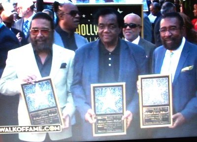 Eddie Holland, Stevie Wonder, Lamont Dozier, Berry Gordy, Brian Holland
