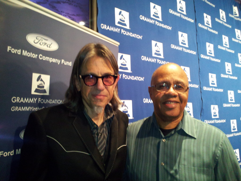 Scott Goldman and David Sears Grammy Foundation 2015