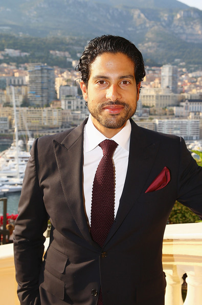 Adam Rodriguez attends a cocktail reception at the Ministere d'Etat on June 9, 2014 in Monte-Carlo, Monaco