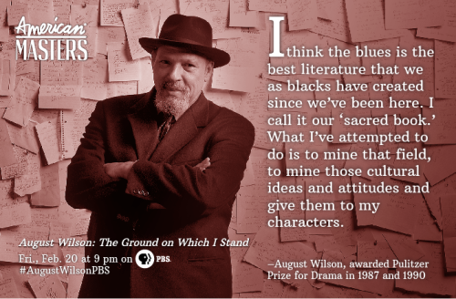august wilson masters