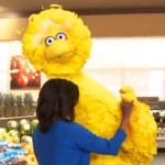 Michelle Obama, Big Bird Slow Dance for 'Billy on the Street' (Watch)