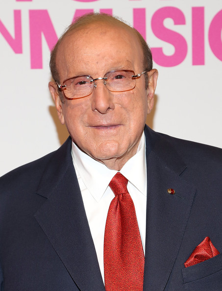 Record producer Clive Davis attends the 2014 Billboard Women In Music Luncheon at Cipriani Wall Street on December 12, 2014 in New York City