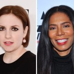 'Girls' Star Lena Dunham Hires the Real Olivia Pope