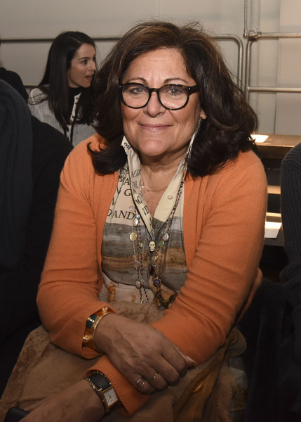 Fern Mallis attends Sophie Theallet during MADE Fashion Week Fall 2015 at Pier 59 Studios on February 17, 2015 in New York City.