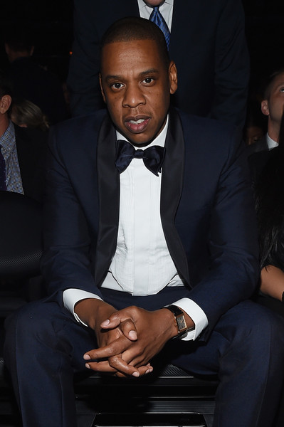 Recording Artist Jay Z attends The 57th Annual GRAMMY Awards at the STAPLES Center on February 8, 2015 in Los Angeles, California