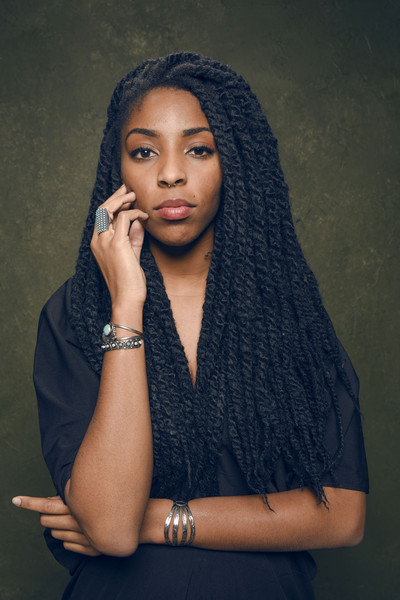 "Actress Jessica Williams of ""People, Places, Things"" poses for a portrait at the Village at the Lift Presented by McDonald's McCafe during the 2015 Sundance Film Festival on January 26, 2015 in Park City, Utah"