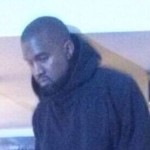 Kanye Stands On Restaurant Table So Everyone Can Get Pics