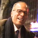 Lester Holt Laughs Off TMZ Questions about Brian Williams (Watch)