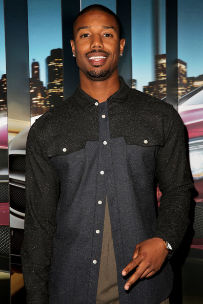 "Actor Michael B. Jordan (""Fruitvale Station,"" ""That Awkward Moment"") is 28 today"