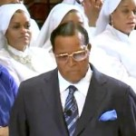 Minister Farrakhan Goes At Rudy 'Privileged Cracker/Devil' Giuliani for Obama Comments