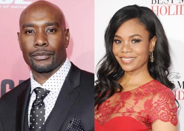 morris chestnut & regina hall
