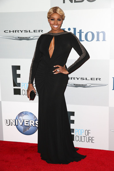 Actress/television personality NeNe Leakes attends NBCUniversal's 72nd Annual Golden Globes After Party at The Beverly Hilton Hotel on January 11, 2015 in Beverly Hills, California