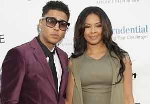 quincy brown & vanessa simmons
