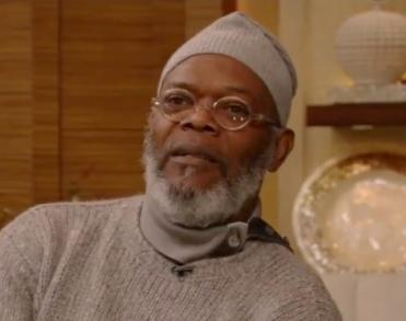 samuel l jackson (gray beard stocking cap)