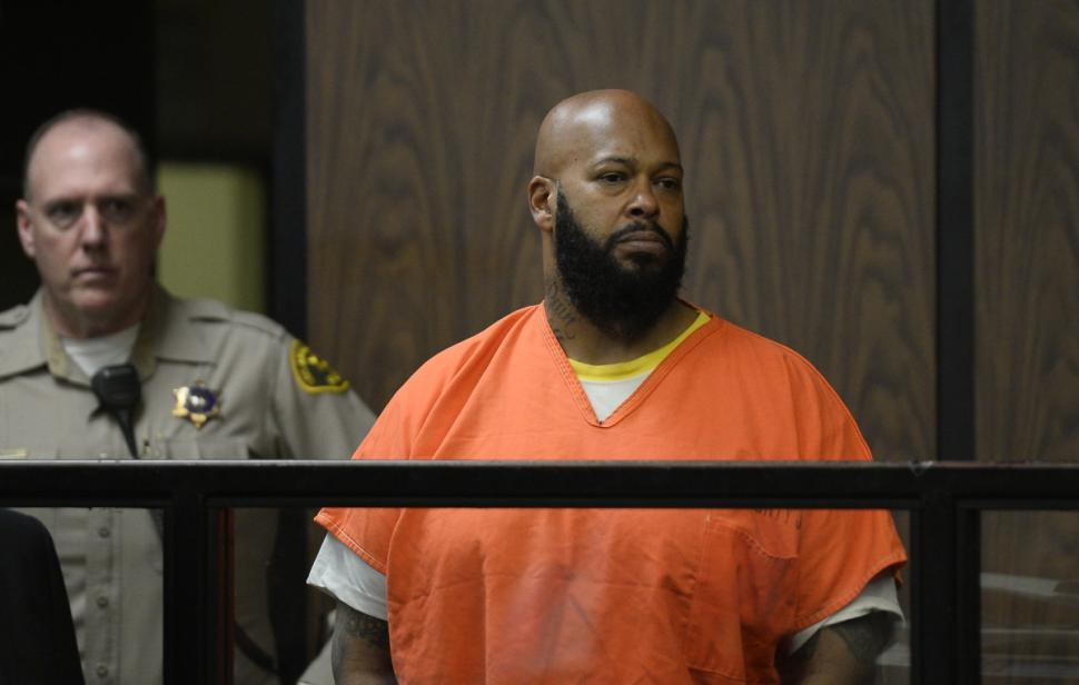 suge in court