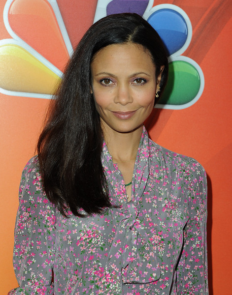 Actress Thandie Newton arrives at NBCUniversal's 2015 Winter TCA Tour - Day 2 at The Langham Huntington Hotel and Spa on January 16, 2015 in Pasadena, California
