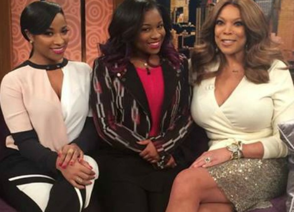 toya wright, reginae carter, wendy williams,