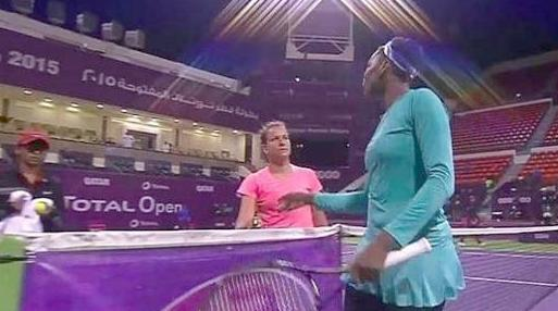 venus williams & barbora zahlavova-strycova