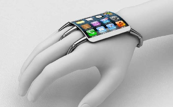 wearable tech - hand