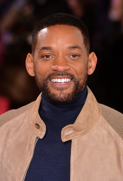 """Will Smith attends a special screening of """"Focus"""" at Vue West End on February 11, 2015 in London, England"""
