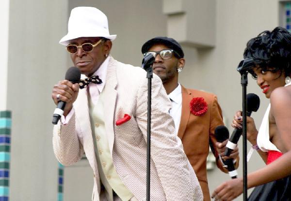 Antonio Fargas with New Jump Blues Band