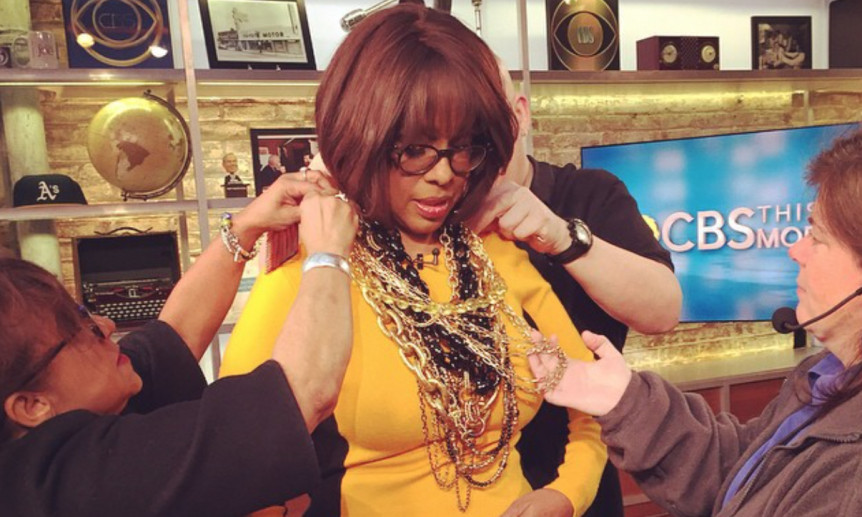 Gayle-King necklaces