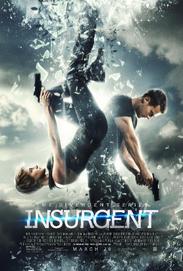 EUR Reviews 'Insurgent' and Speaks with Cast of the Action Film with a Message | EURweb