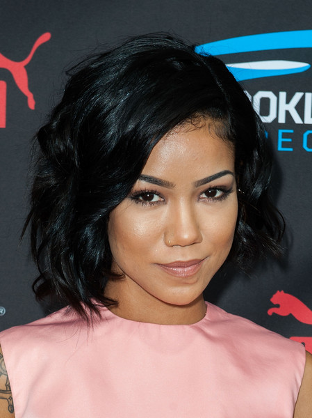 Singer Jhene Aiko is 27 today