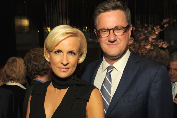 'Morning Joe' hosts Mika-Brzezinski-Joe-Scarborough-morning-joe-joe scarborough