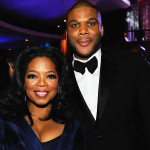 'Too Darn Hot Party': Oprah Helps Tyler Celebrate Himself and His Shows