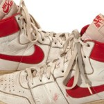 Former NBA BallBoy Plans to Auction Old Sneeks Michael Jordan Gave Him