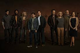 The cast of ABC's 'American Crime'.