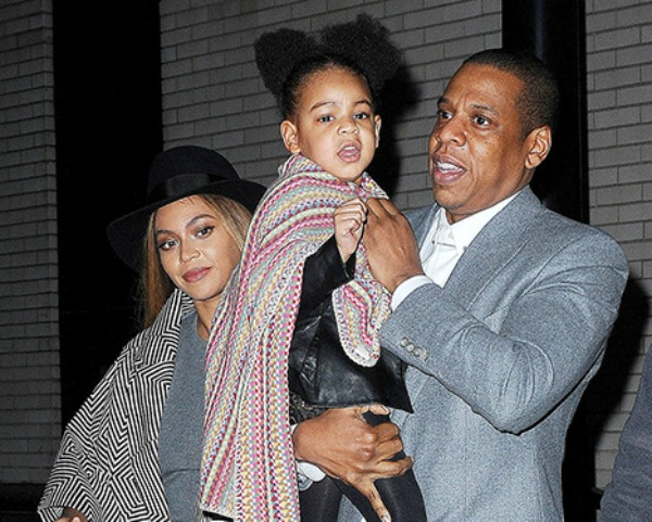 Image result for blue ivy parents