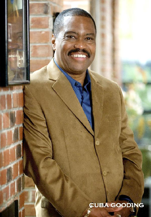 cuba gooding sr long time lead vocalist of the grammy