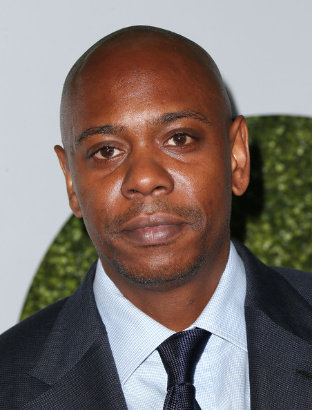 Comedian Dave Chappelle Attends The 2014 GQ Men Of Year Party At Chateau Marmonts Bar