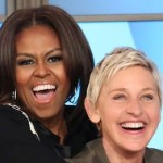 Michelle Obama, Ellen DeGeneres in Dance Off to 'Uptown Funk' (Watch)