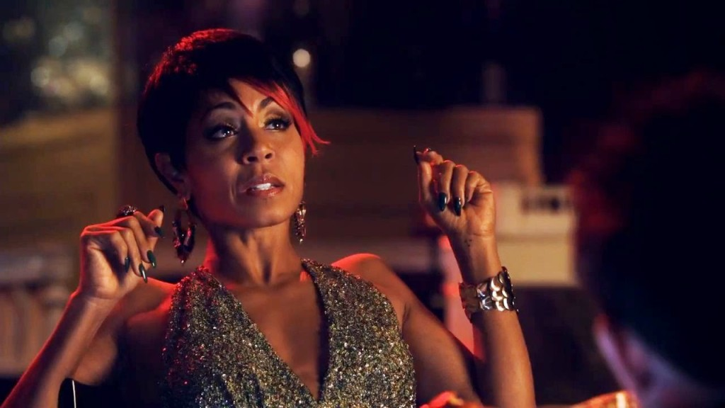 Jada pinkett smith is leaving gotham i had a good time for Who is fish mooney