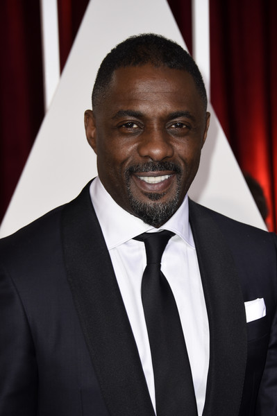 Actor Idris Elba attends the 87th Annual Academy Awards at Hollywood & Highland Center on February 22, 2015 in Hollywood, California